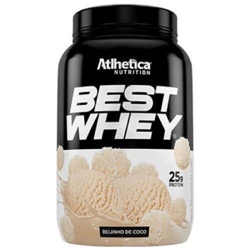 Best Whey - 900g Beijinho de Coco - Atlhetica Nutrition no Atacado