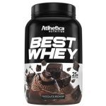 Kit 5X Best Whey - 900g Brownie Chocolate - Atlhetica Nutrition