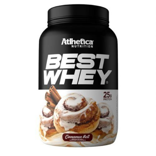 Best Whey - 900g Cinnamon Roll - Atlhetica Nutrition no Atacado