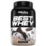 Best Whey - 900g Cookies & Cream - Atlhetica Nutrition no Atacado