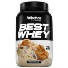 Best Whey - 900g Doce de Leite - Atlhetica Nutrition