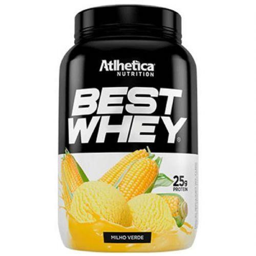Best Whey - 900g Milho Verde - Atlhetica Nutrition no Atacado