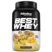 Best Whey - 900g Mousse de Maracujá - Atlhetica Nutrition