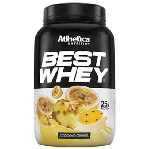 Best Whey - 900g Mousse de Maracujá - Atlhetica Nutrition no Atacado