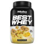 Kit 5X Best Whey - 900g Mousse de Maracujá - Atlhetica Nutrition