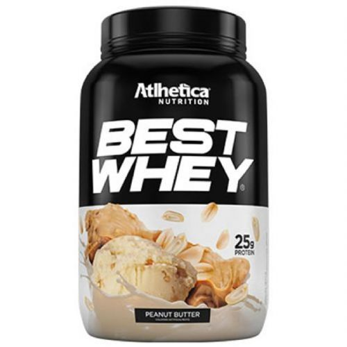 Best Whey - 900g Peanut Butter - Atlhetica Nutrition no Atacado