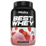 Best Whey - 900g Strawberry Milkshake - Atlhetica Nutrition no Atacado