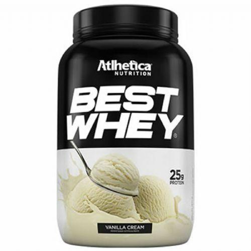 Best Whey - 900g Vanilla Cream - Atlhetica Nutrition no Atacado