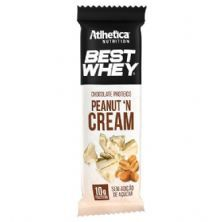 Best Whey Chocolate Proteico - 1 Unidade de 50g Chocolate Branco com Paçoca - Atlhetica Nutrition