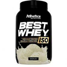 Best Whey Iso - 900g Baunilha - Atlhetica Nutrition