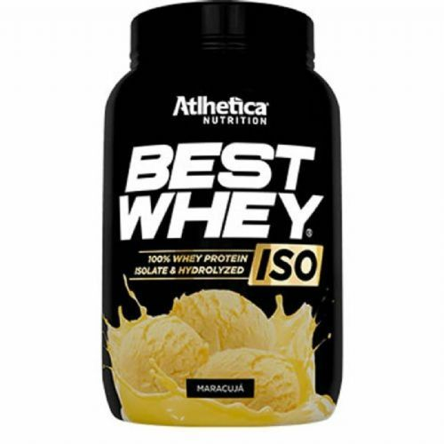 Best Whey Iso - 900g Maracujá - Atlhetica Nutrition no Atacado