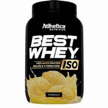 Best Whey Iso - 900g Maracujá - Atlhetica Nutrition
