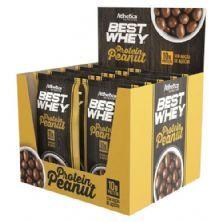 Best Whey Protein Peanut - 12 Unidades - Atlhetica Nutrition