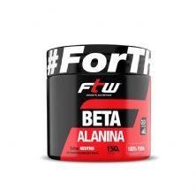 Beta Alanina - 150g Neutro - FTW