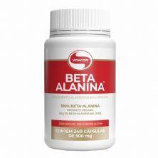 Beta Alanina - 240 Cápsulas - Vitafor