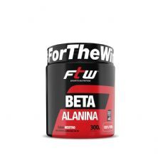 Beta Alanina - 300g Neutro - FTW