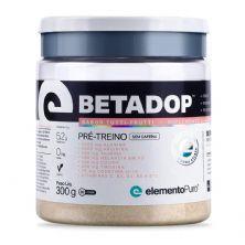 Betadop Pré-Treino- 300g Tutti Frutti - ElementoPuro