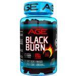 Black Burn Age - 60 Cápsulas - Nutrilatina