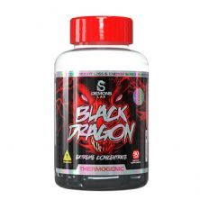 Black Dragon  Thermogenic - 90 Cápsulas - Demons Lab
