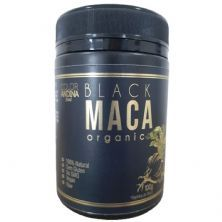 Black Maca Organic - 100g - Color Andina