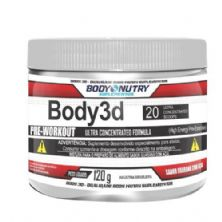 Body 3D - 120g Guaraná com Açaí - Body Nutry