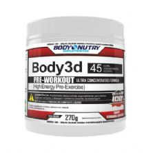 Body 3D - 270g Guaraná com Açaí - Body Nutry