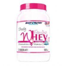 Body Feminy Whey Colágeno - 900g Chocolate - Body Nutry*** Data Venc. 06/10/2018
