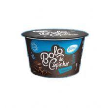 Bolo de Copinho Zero Açúcar - 50g Chocolate - Famix