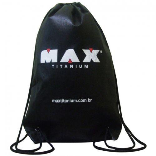 Bolsa Mochila TNT Preta - Max Titanium