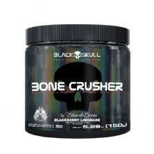 Bone Crusher - 150g Blackberry Lemonade - Black Skull