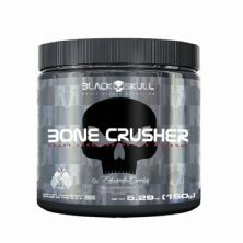 Bone Crusher - 150g Fruit Punch - Black Skull