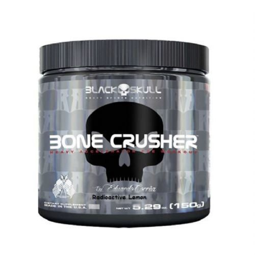 Bone Crusher - 150g Radioactive Lemon - Black Skull no Atacado