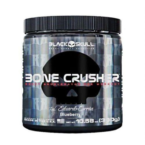 Bone Crusher - 300g Blueberry - Black Skull no Atacado