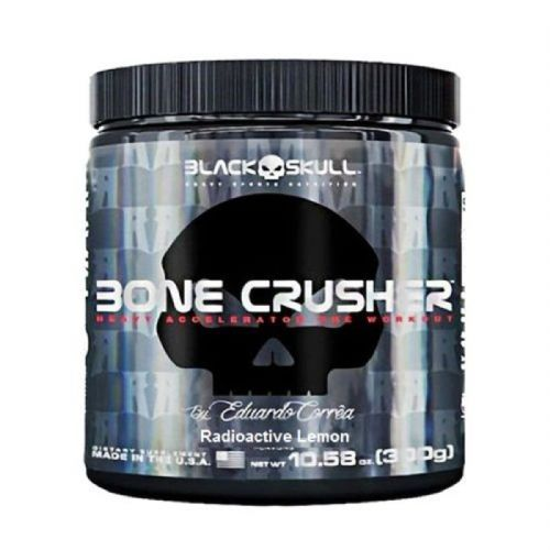 Bone Crusher - 300g Radioactive Lemon - Black Skull no Atacado