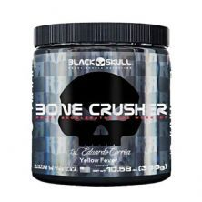 Bone Crusher - 300g Yellow Fever - Black Skull