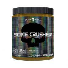 Bone Crusher Pre Workout Peanut Butter - 500g Café - Black Skull*** Data Venc. 30/05/2020