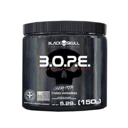 BOPE - 150g Frutas Vermelhas - Black Skull no Atacado