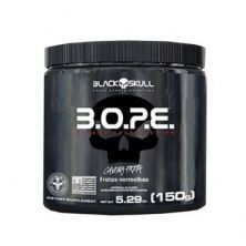 BOPE - 150g Frutas Vermelhas - Black Skull