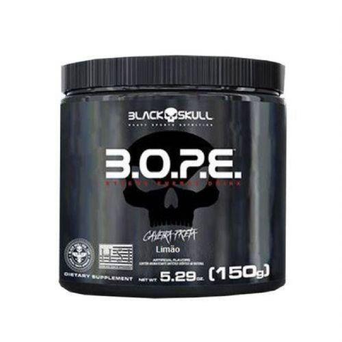 BOPE - 150g Limão - Black Skull no Atacado