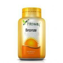 Bronze - 60 Cápsulas - Fitoway
