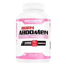 Burn Abdomen Feminy - 60 Cápsulas - Body Nutry