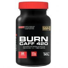 Burn Caff 420 - 60 Cápsulas - BodyBuilders