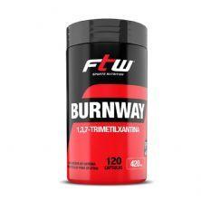 Burnway -  120 Cápsulas - FTW