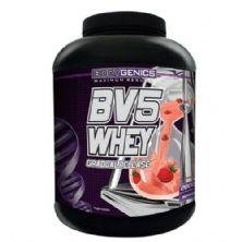 BV5 Whey Gradual Release 2000g Morango - Bodygenics