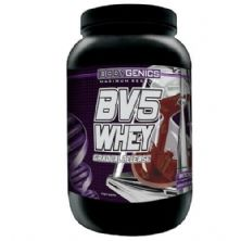 BV5 Whey Gradual Release 900g Chocolate - Bodygenics