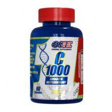 C 1000 - 60 Cápsulas - One Pharma Supplements