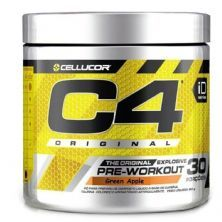 C4 Pré-workout - 90g Green Apple - Cellucor