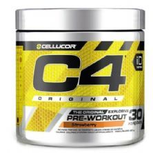 C4 Pré-workout - 90g Strawberry - Cellucor
