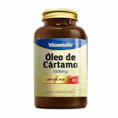 383a11522 CA Linoleic Acid Óleo de Cártamo e Ácido Linoleico - 120 Cápsulas -  VitaminLife ...