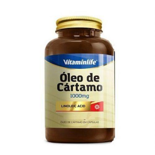 CA Linoleic Acid Óleo de Cártamo e Ácido Linoleico - 200 Cápsulas - VitaminLife no Atacado